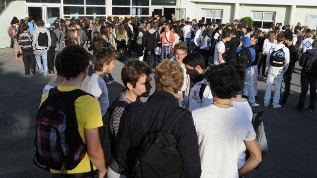 12 millions d'élèves français ont fait leur rentrée scolaire