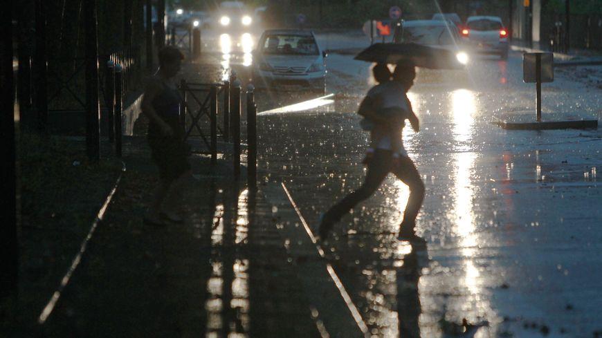 De violents orages entre Aix-en-Provence et Marseille (photo d'illustration)