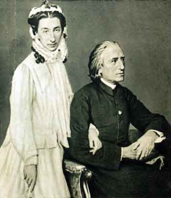 Marie d'agoult et Franz Liszt - Aucun(e)
