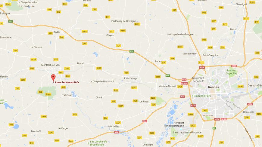 Des recherches pour retrouver une fillette de 10 ans à Montfort-sur-Meu