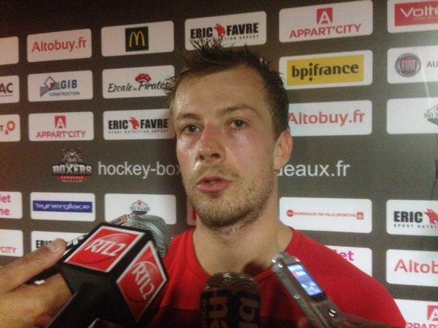 Félix Petit est bien conscient du travail qu'il reste à accomplir. - Radio France