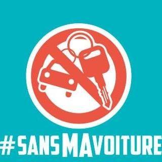 A Dijon, une trentaine de personnes participent à l'opération #sans ma voiture - Maxppp