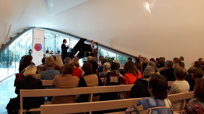 Le concert du Trio Chausson, jeudi 13 octobre, à l'Eglise Saint Paul de La Plaine Saint-Denis
