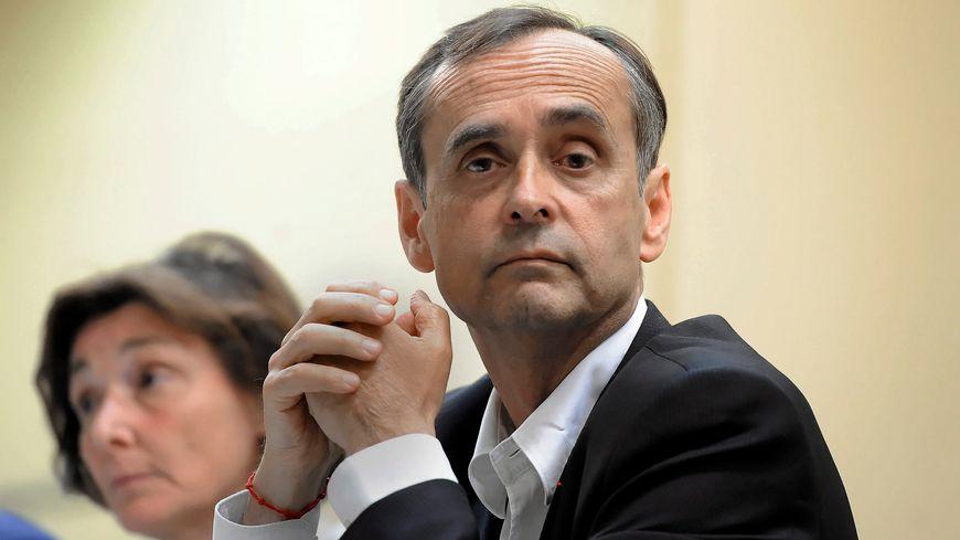 Robert Ménard, le maire d'extrême droite de Béziers