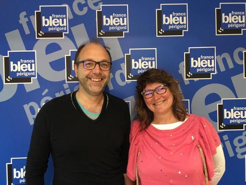 Daniel et Sybil Fleury - Radio France
