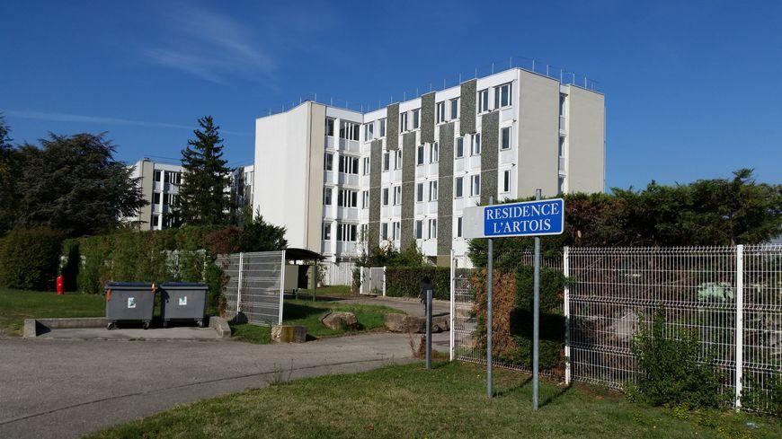 La résidence qui abritait le Cada jusqu'en 2013 vient d'être rénové par l'Etat pour l'accueil de 140 demandeurs d'asile.