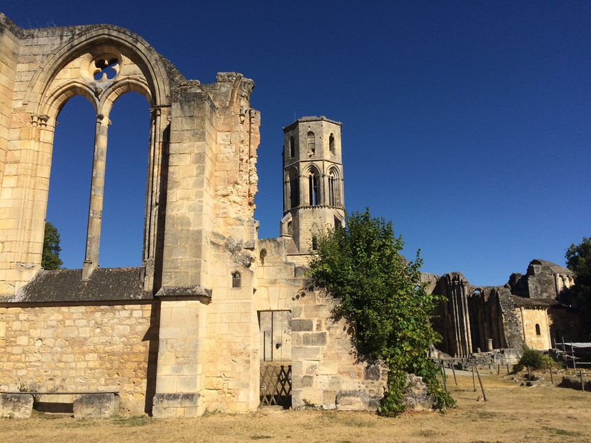 L'Abbaye de La Sauve Majeure - Radio France
