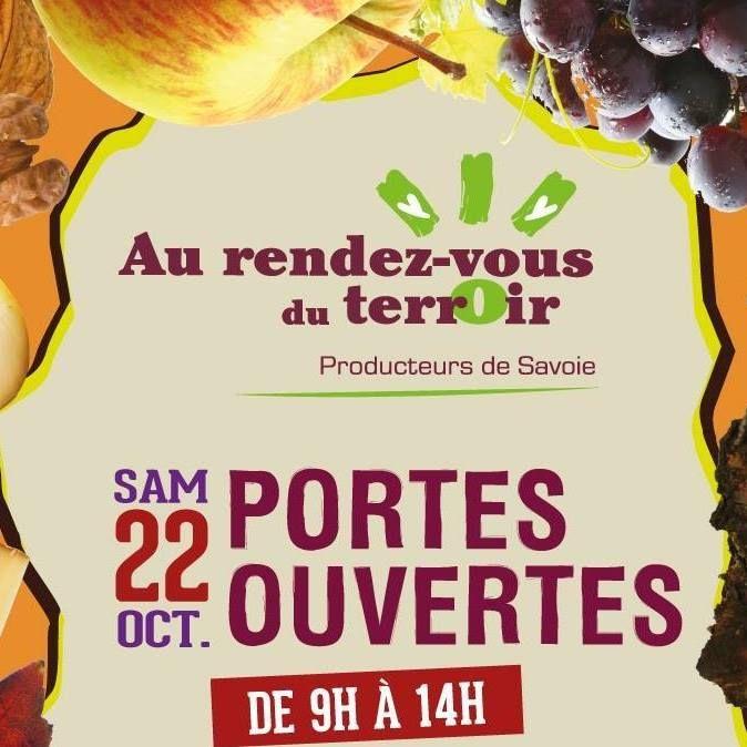 La journée porte ouverte samedi 22 Octobre au Rdv du terroir à Annecy - Aucun(e)