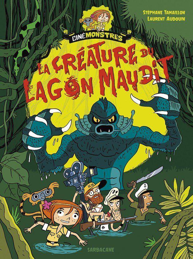 """Cinémonstres """"La créature du lagon maudit"""" - Aucun(e)"""