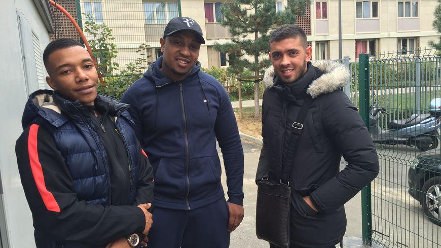 Les jeunes du quartier des Sablons à Sarcelles