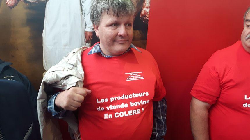Les éleveurs voient rouge ! - Radio France