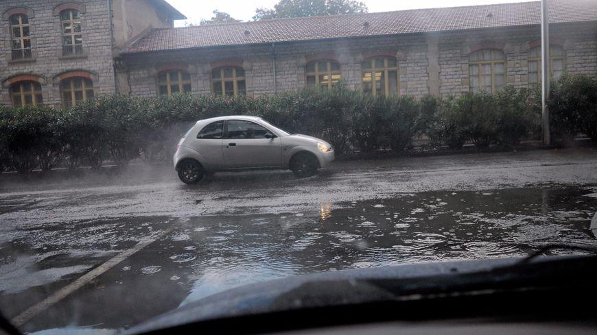 De fortes pluies attendues ce mercredi soir dans le Gard et en Lozère