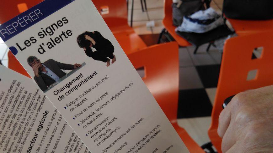 Les correspondants de la MSA partout en Sarthe ont été formés à accompagner les situations de détresse