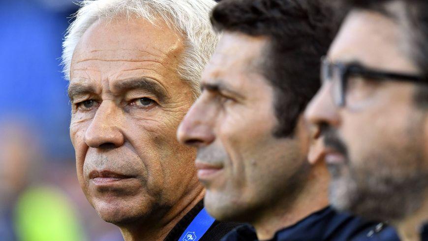 Pierre Mankowski (ici à Caen pour France-Islande pour l'Euro 2017 espoirs) invité de Allo Malherbe