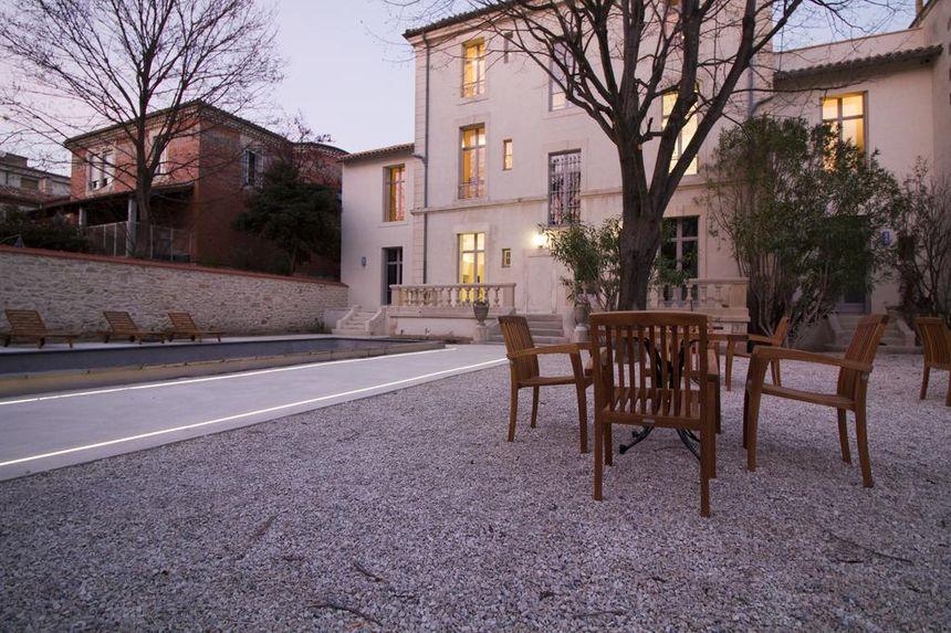 Belles Demeures, La Villa Méridia à Nîmes - Radio France
