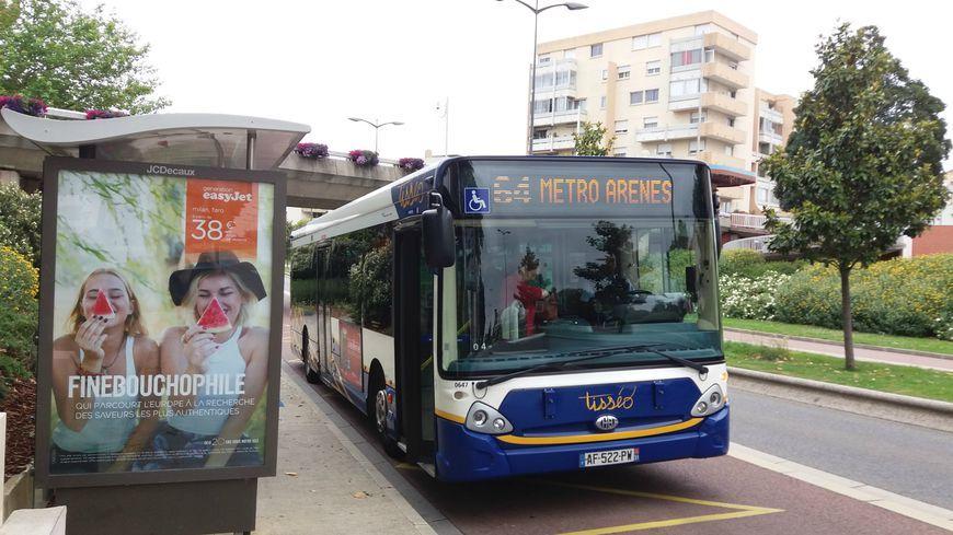 Tisséo a mis en place 6 lignes de bus à Colomiers, la fréquentation est en hausse de 20% la zone des ESAT est oubliée.