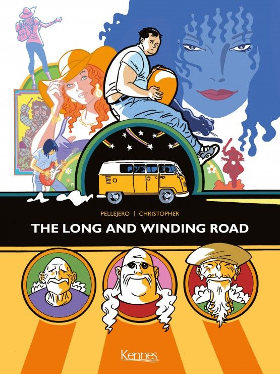 The Long and Winding Road, couverture