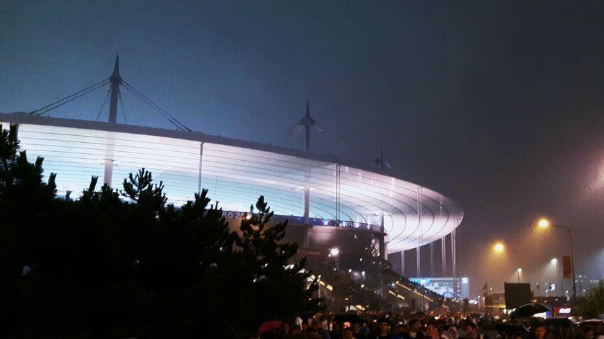 Le Stade de France (juillet 2016)