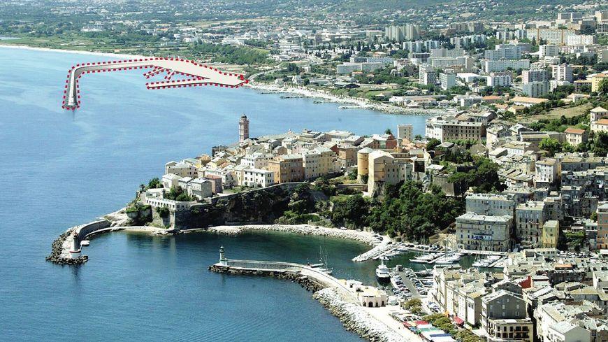 Le débat se poursuit autour du projet du futur port de Bastia