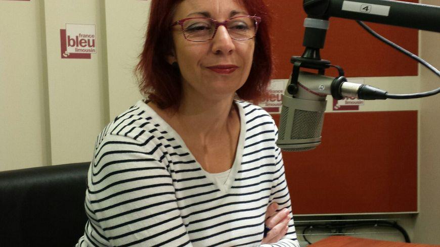 Karine Duprat, présidente de l'association Info Allaitement Solidarilait 87