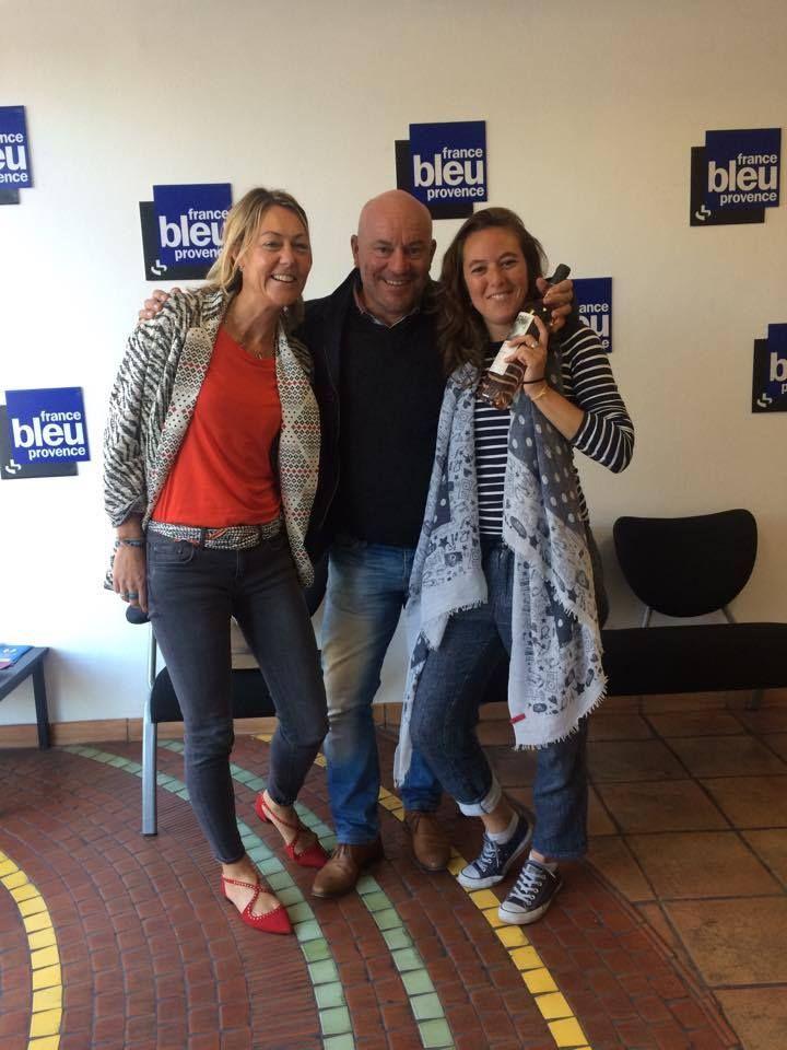 Fanny, Piet et Mélanie - Radio France