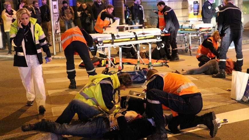 Le dimanche 21 décembre 2014 à Dijon, onze personnes ont été fauchées par le chauffeur fou