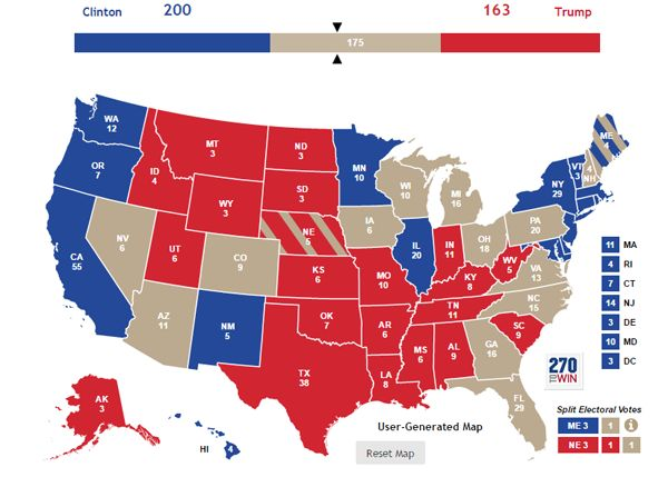 http://www.270towin.com/maps/2016-election-toss-up-states