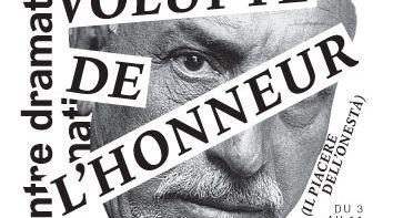"""""""La Volupté de l'Honneur"""" de Luigi Pirandello"""