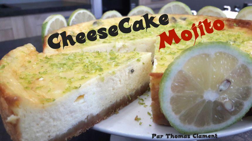 Cheesecake mojito - France Bleu Hérault - Radio France