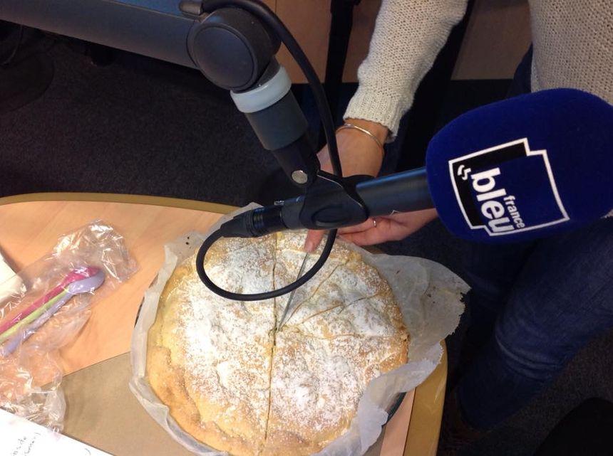 La tourte de Nice réalisée par Bénédicte Ferrandis - Radio France