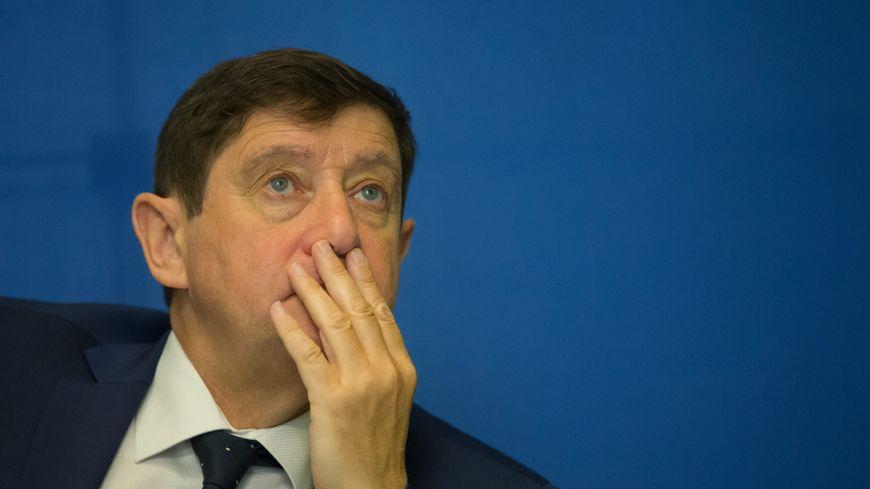 Patrick Kanner, le ministre des Sports (illustration)