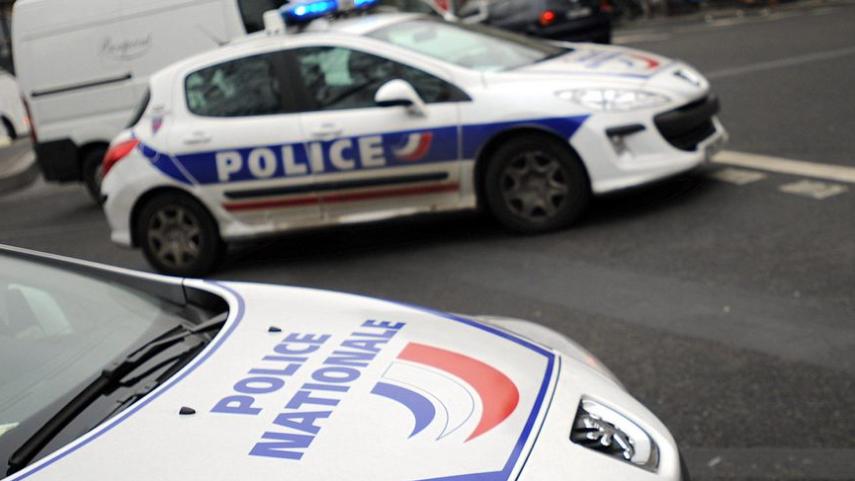 De nombreux policiers ont sécurisé la place Carnot