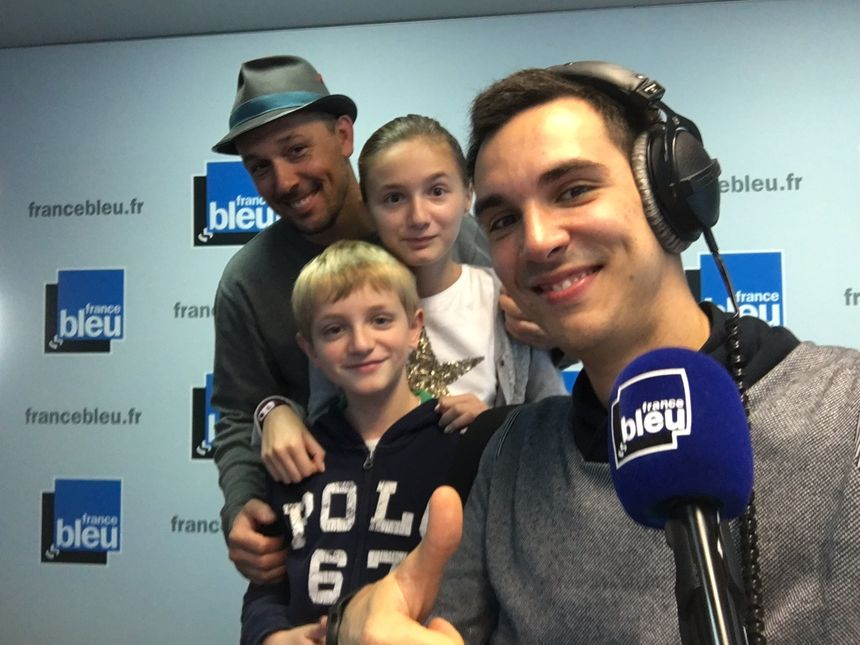 Mickaël Tardu reçoit Olivier Chaput, Margot et Adam - Radio France