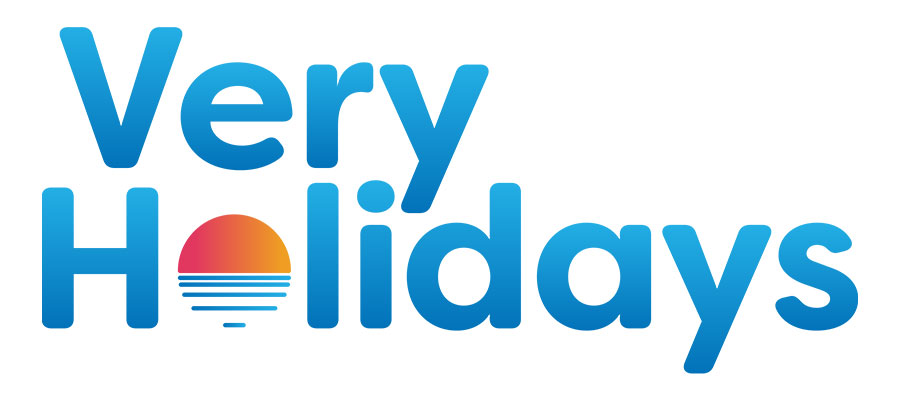 Very Holidays logo