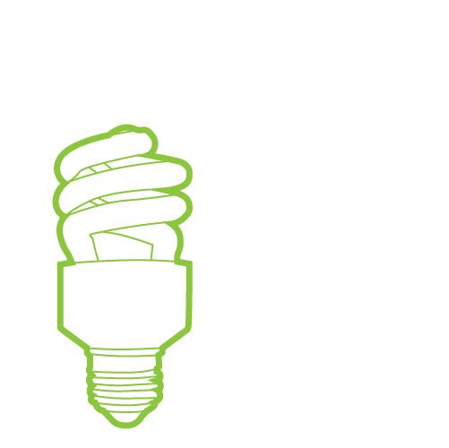 Bombeta fluorescent
