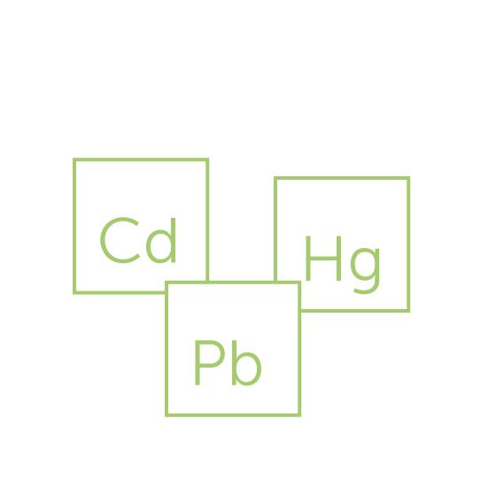 Impacte ambiental: metalls pesants