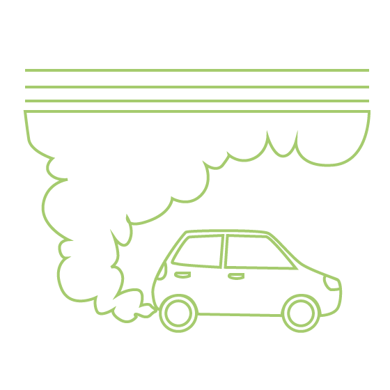 Impacte ambiental: smog