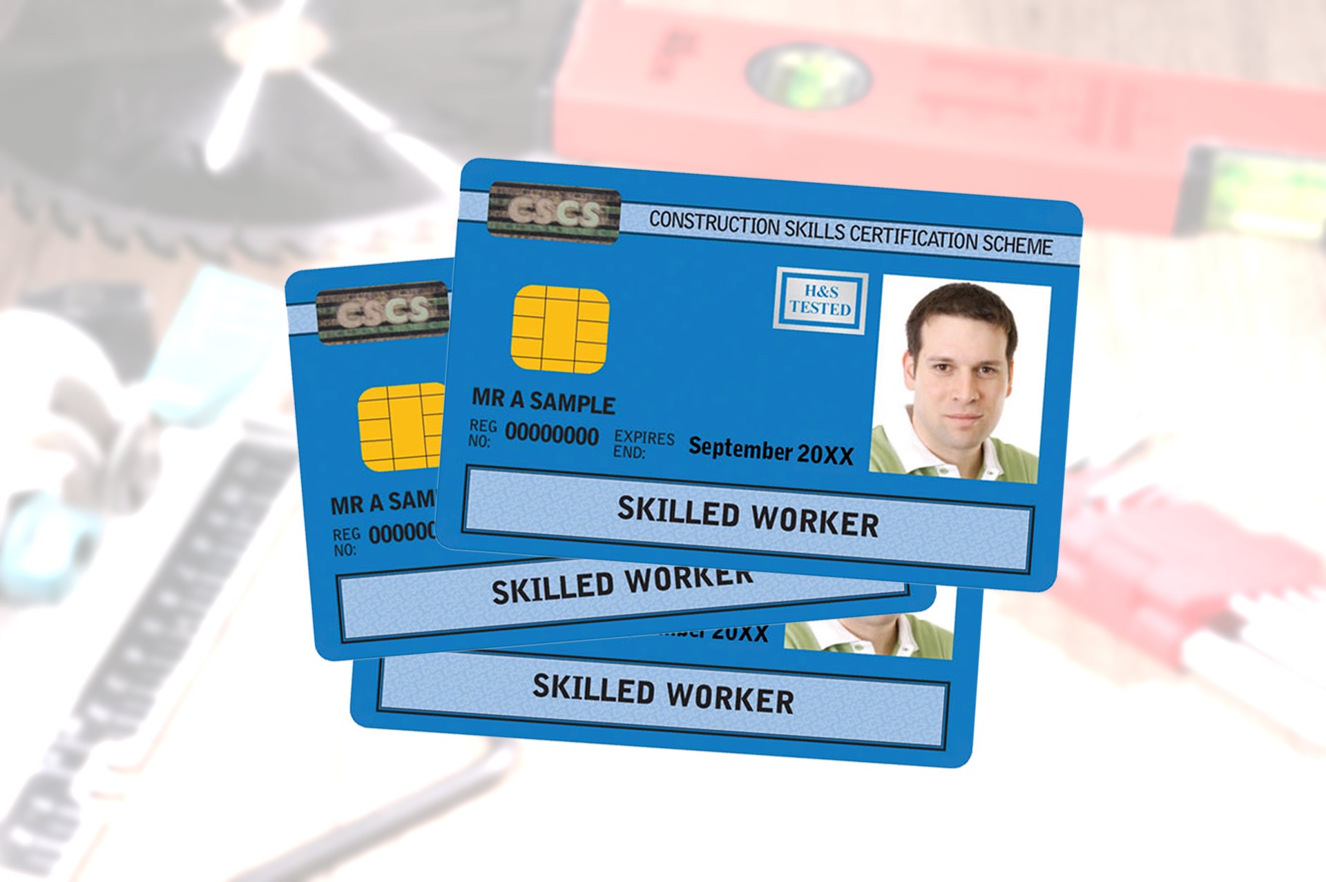 Cscs Cards How To Get A Cscs Blue Skilled Worker Card