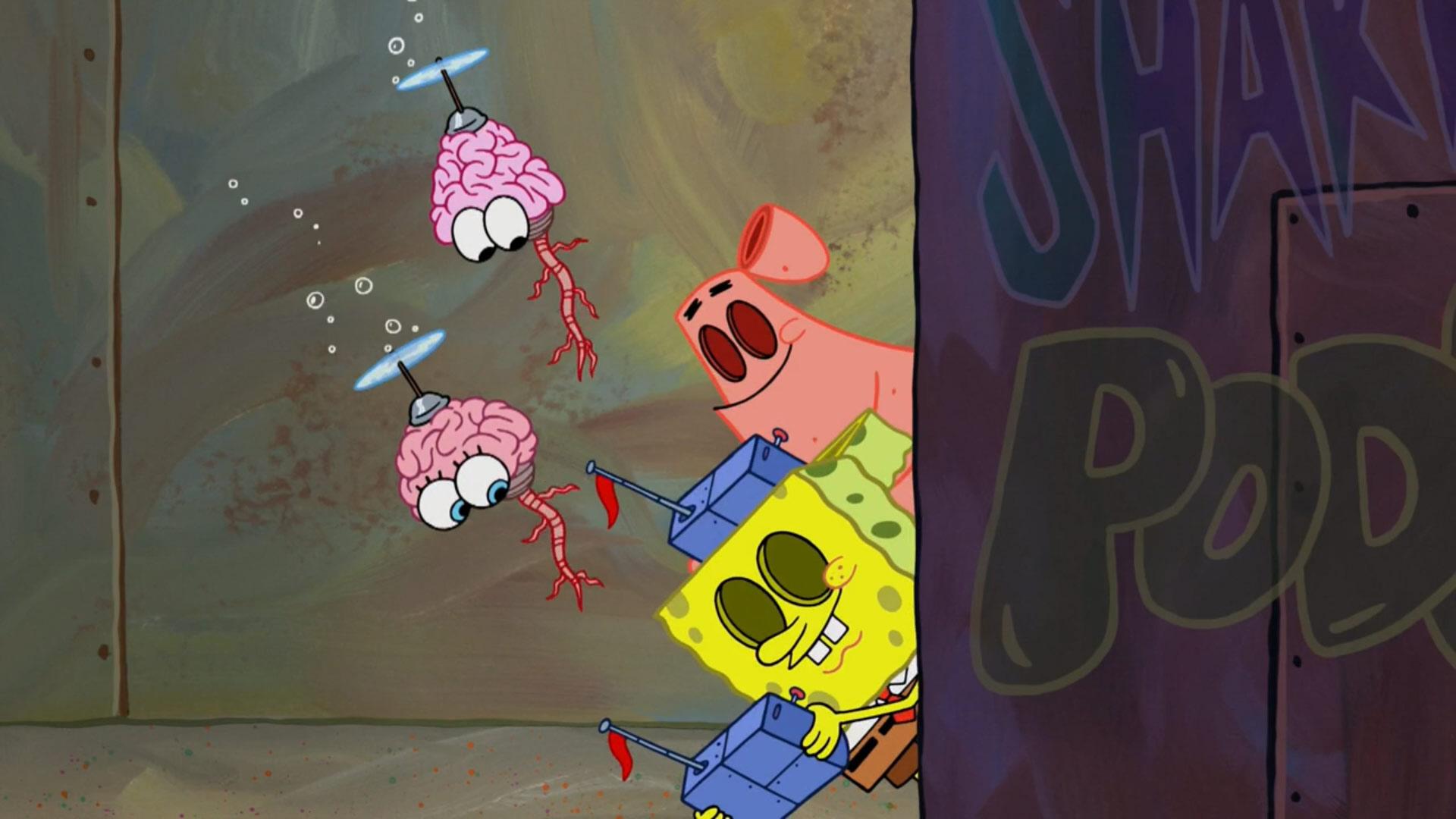 spongebob squarepants the incredible shrinking sponge watch online