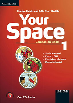 Your Space Interactive vol. 1 - Companion Book