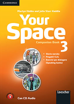 Your Space Interactive vol. 3 - Companion Book