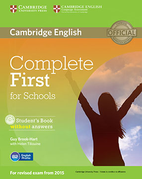 Complete First for Schools - Student's book