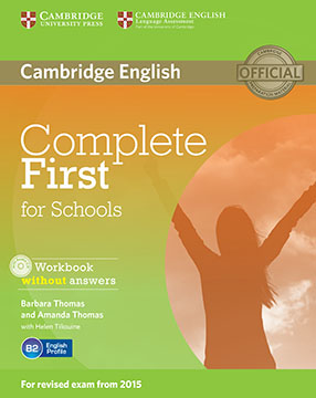 Complete First for Schools - Workbook
