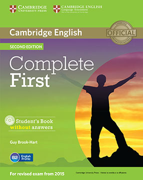 Complete First Second Edition - Student's Book