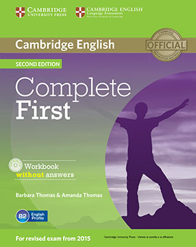 Complete First Second Edition - Workbook