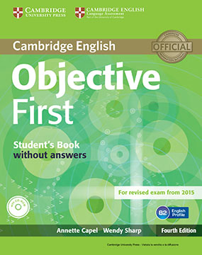 Objective First - Student's Book
