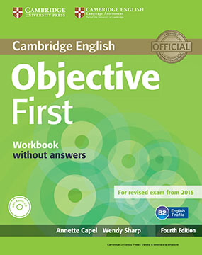 Objective First - Workbook