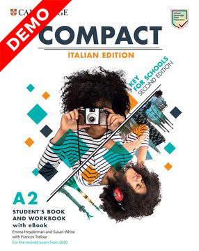 Compact Key for Schools Units 5&10 Student's Book and Workbook
