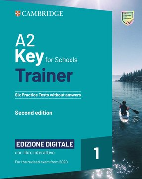 A2 Key for Schools Trainer 1 - without answers