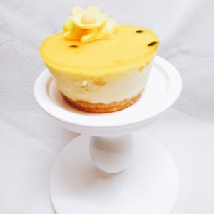 Passionsfrucht Cheesecake